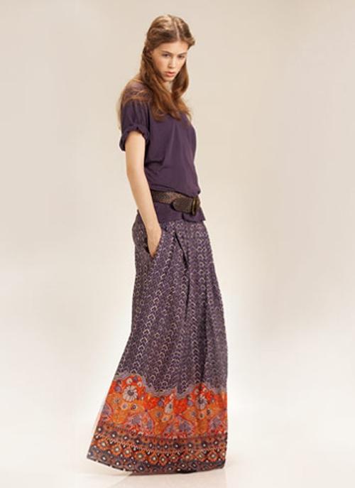 Br ve de comptoir punky b blog mode - Quel haut porter avec une jupe longue ...