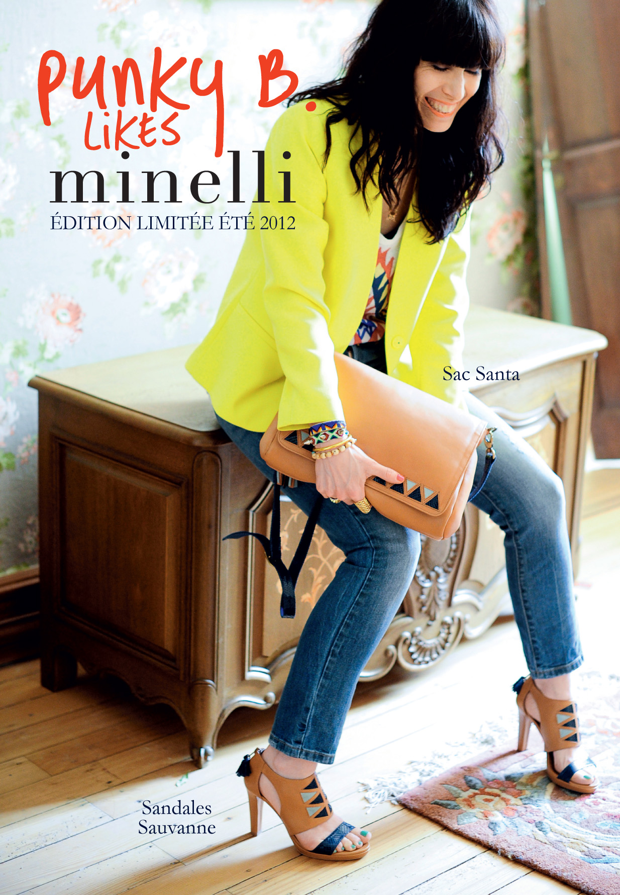 Punky b likes Minelli  la collection! - Punky B - Blog Mode ddc154c8884