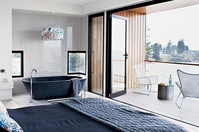 Cette semaine j 39 ai aim 80 punky b blog mode - Chambre avec salle de bain ouverte ...