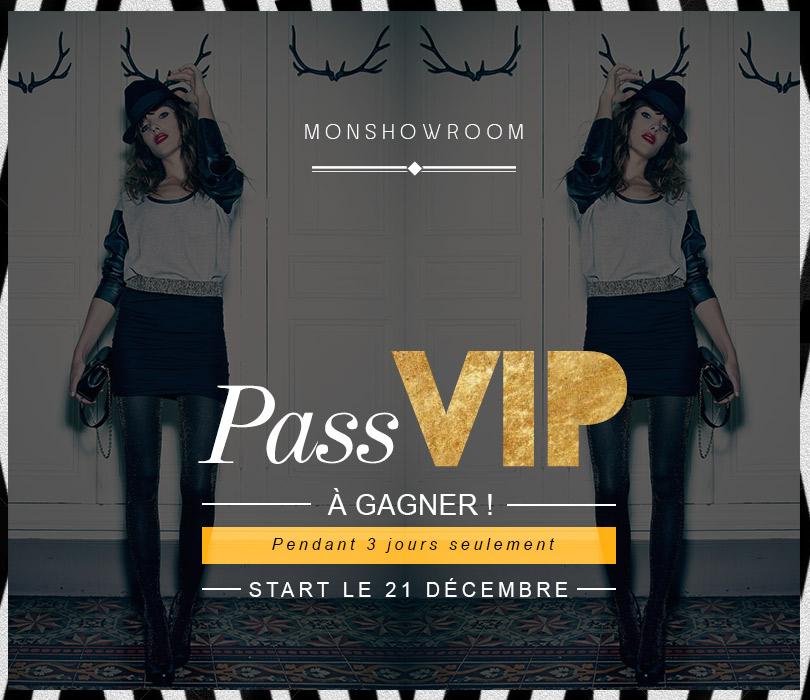 Pass VIP OK