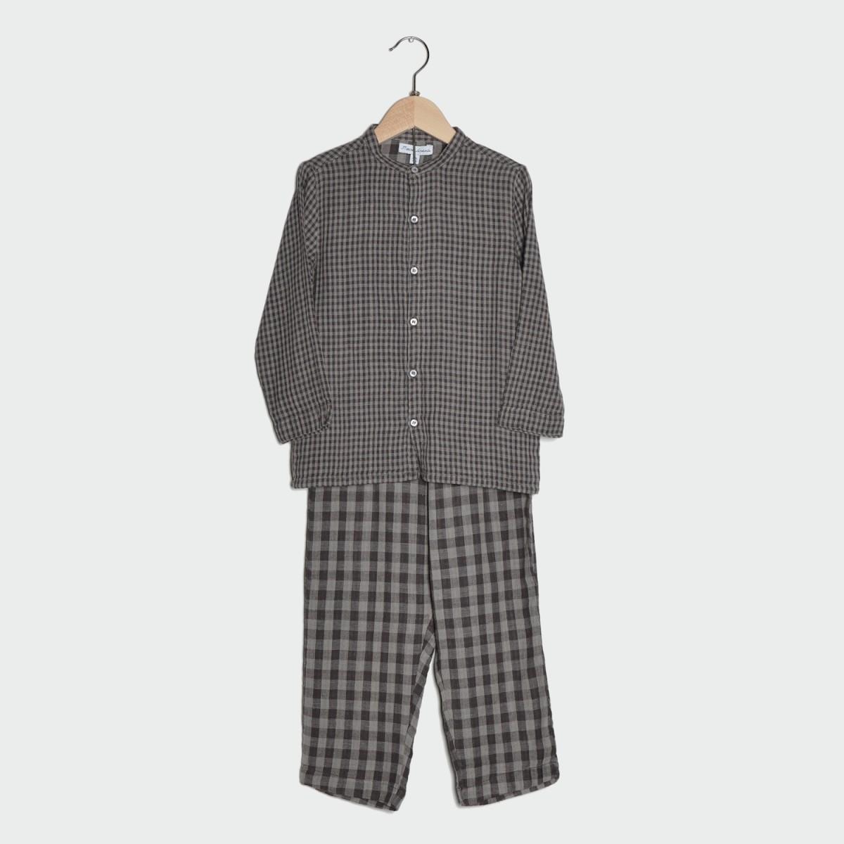 ensemble-pyjama-garcon-gris