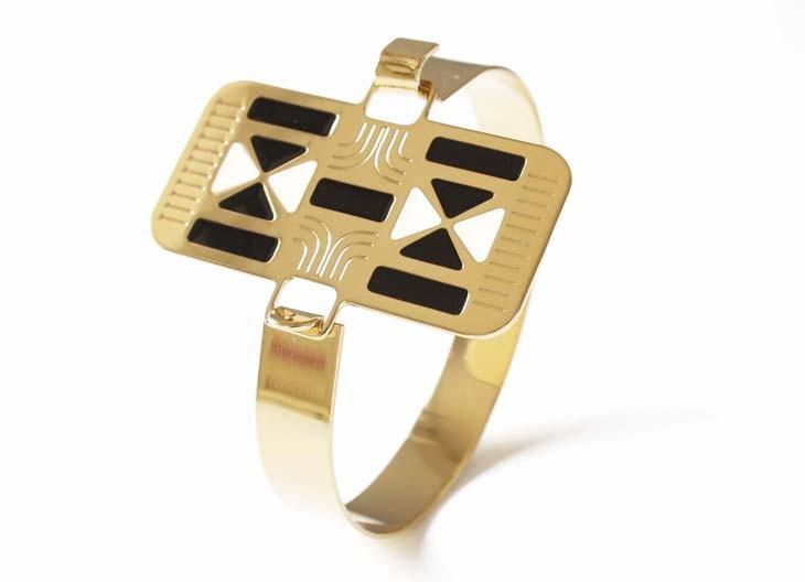 bracelet-croisade-doré