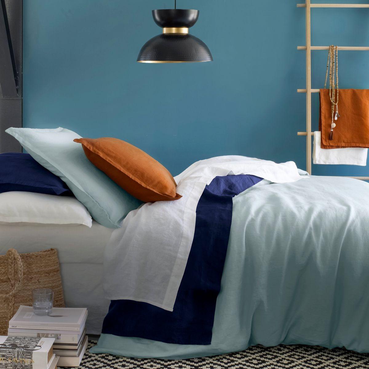 Dans de beaux draps punky b blog mode - La redoute linge de lit en lin ...