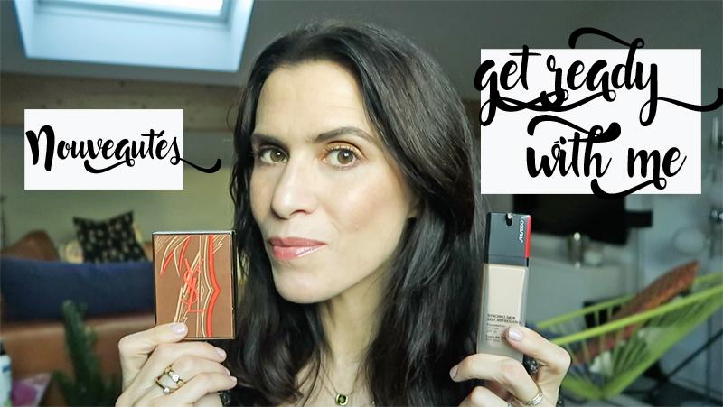 Nouveautés: get ready with me (Pat McGrath, Sensai, YSL, Shiseido…)