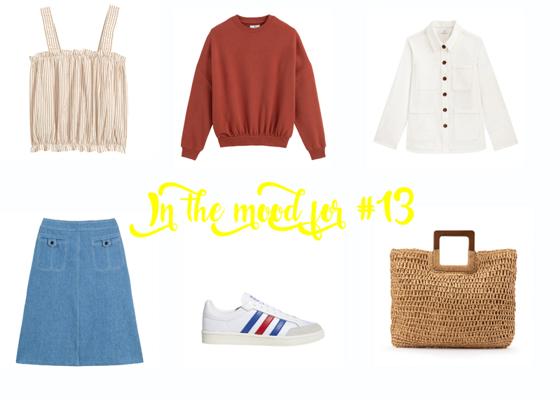 In the mood for #13 (on se projette)